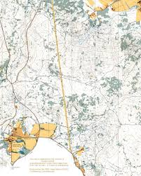 French Creek State Park Map by French Creek East October 4th 2009 Orienteering Map From
