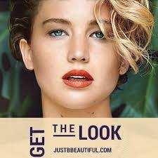 Jennifer Lawrence Vanity Get The Look Jennifer Lawrence Vanity Fair 2014 Youtube