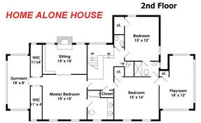 build your own floor plans build your own size replica of the home alone house
