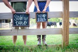 Save The Date Signs Diy Chalkboard Wedding Signstruly Engaging Wedding Blog