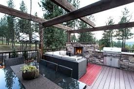 outdoor kitchen ideas pictures deck kitchen ideas outdoor kitchen ideas for cing deck