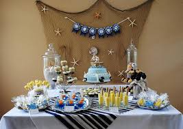 sailor baby shower decorations eat drink pretty real party a nautical themed baby shower