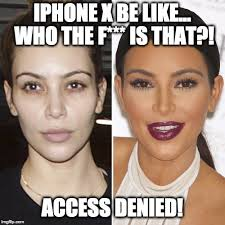 Denied Meme - iphone x be like who the f is that access denied meme