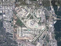Ohare Airport Map The World U0027s 15 Busiest Airports On Satellite Images Geoawesomeness