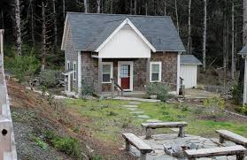 Small Cottage Homes Tiny Cottage On The Oregon Coast Small House Bliss