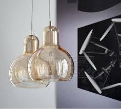 big pendant light buy free shipping brief glass ceiling light