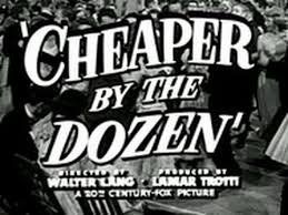 lux radio theater cheaper by the dozen clifton webb old time