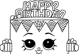 free printable coloring pages disney shopkins animals