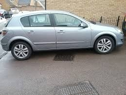 vauxhall astra sxi 5 dr manual 56 reg 2007 in corby