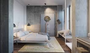bedroom minimalist interior design modern chic bedroom