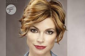 short mid hair pushed behind ears 32 absolutely perfect short hairstyles for older women
