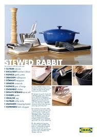 Kitchen Ads by Recipe Ads For Ikea List Products As Ingredients U2013 Eat Me Daily