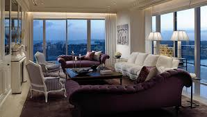 venetian home decor purple formal living room beautiful mix of traditional furniture
