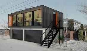 converted shipping container homes amys office