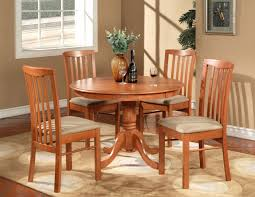 cherry wood table and chairs furniture of america brown cherry