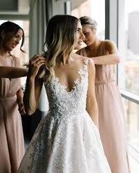 chagne wedding dress wedding for modern brides wedding photo mag