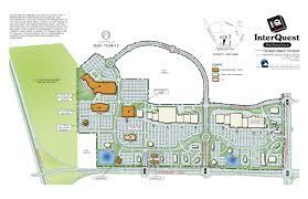 Colorado Springs Colorado Map by Interquest Marketplace