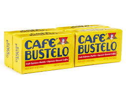espresso ground coffee boxed com café bustelo 40 oz