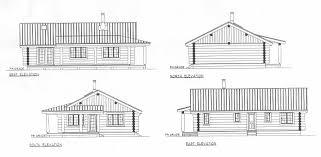 log home blueprints log home plans ranchers 1 dds1120w dirkson design