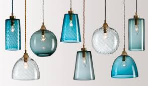 Murano Glass Pendant Lights Pendant Lamp With Clear Glass And Satined Shade By Eglo Lighting
