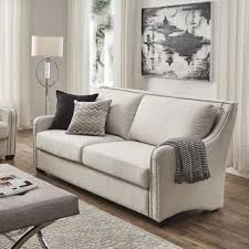 white sofas couches u0026 loveseats for less overstock com