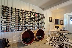 Wine Cellar Wall - wine rack startling wall mounted wine rack decorating ideas