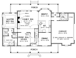 gardner floor plans country style house plan 4 beds 3 5 baths 2586 sq ft plan 929