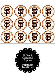 san francisco giants coloring pages printable sf giants logo cupcake toppers u2014 printable treats com