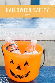 halloween safety tips lipgloss and crayons