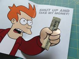 Make A Fry Meme - futurama meme gift card futurama futurama meme and meme