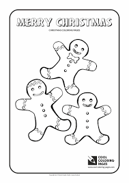 download coloring pages christmas gingerbread man coloring pages