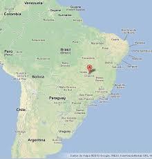 map of brasilia brasilia on map of brazil world easy guides