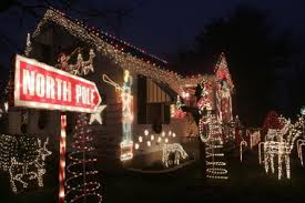 christmas lights in south jersey lights santa action south jersey times seeks best holiday lawn