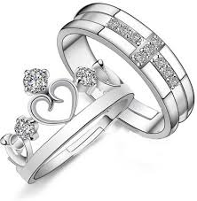 fashion couples rings images Love couple rings buy love couple rings online at best prices in jpeg