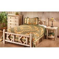 Rustic Cabin Furniture Bed Beautiful Rustic Cabin Furniture Pine King Size Log Bed