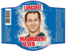 Sam Adam's LongShot Series 2013: Zach Adams Magnificent Seven IPA