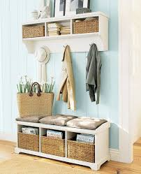 Pottery Barn Entryway Bench And Shelf Entryway Benches With Storage Offering Ideal Space Saving Entryway