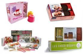 idées cadeau les coffrets cadeau cuisine pâtisserie