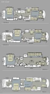 2010 monaco dynasty luxury motorhome floorplans large picture