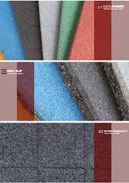 recycled tyre rubber flooring meze