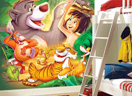 wall mural the jungle book fotomurales arte kids wall mural strawberry shortcake