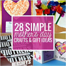 day gift ideas 28 simple s day crafts and gift ideas teach junkie