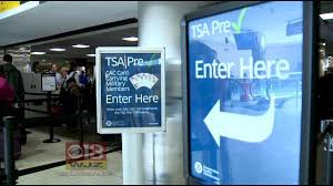 new tsa precheck lane opening at bwi airport cbs baltimore