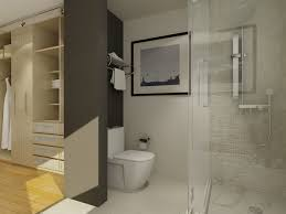 small bathroom closet ideas master bathroom and closet interesting bathroom closet designs