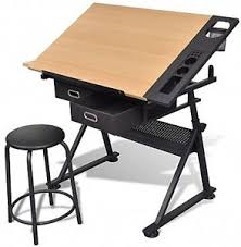 Drafting Table And Desk Adjustable Drawing Board Artist Design Drafting Table Desk 2