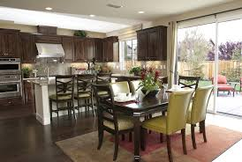 dining kitchen ideas kitchen delightful kitchen and dining room design ideas with