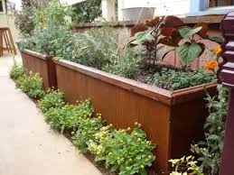 Discount Outdoor Planters by Cheap Planter Boxes Roselawnlutheran