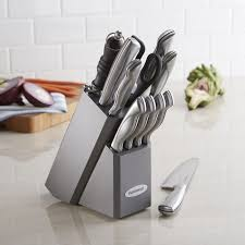 kitchen knives canada farberware edge knife block set kitchen stuff plus