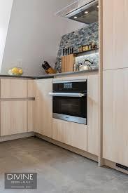 light wood tone kitchen cabinets boston charlestown tiny modern contemporary leicht kitchen