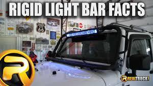 Rigid 30 Led Light Bar by Rigid Industries Radiance 30